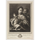 Virgin and Child with St. John (Print)
