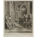 The Martyrdom of St. Cecilia (Print)