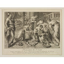 Birth of St. John the Baptist (Print)