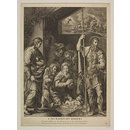 Adoration of the Shepherds (Print)