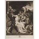 The Placing of Christ in the Sepulchre (Print)