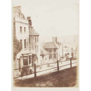 Photograph - St Michael's Hill, Bristol