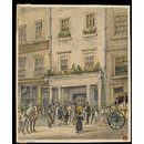 Watercolour of the Adelphi Theatre (Watercolour)