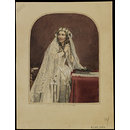 Anna Cora Mowatt 1847 (Drawing)