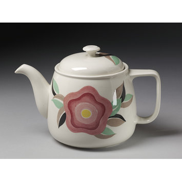 Teapot and cover - Florida