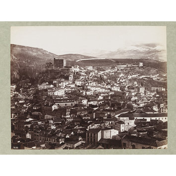 Photograph - General View of the city