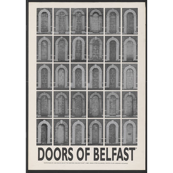 poster - Doors of Belfast  sc 1 st  Search the Collections - Vu0026A & Doors of Belfast | McGuinness Peter | Vu0026A Search the Collections pezcame.com