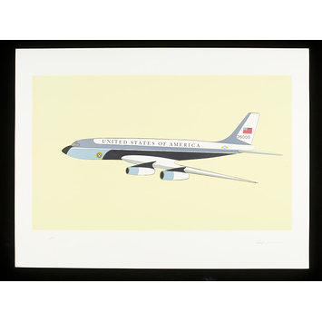 Print - Air Force One
