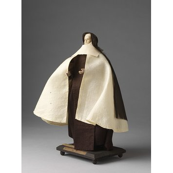 Calced Carmelite Nun (Ecclesiastical figure) | V&A Search