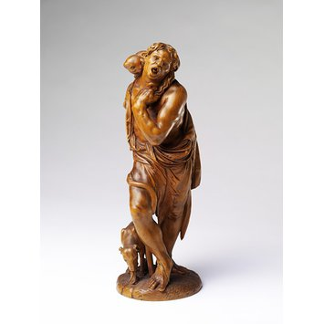 Statuette - Allegory of Sickness