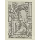 The little book of architecture ruins (Etching)