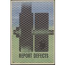 Report defects (Poster)