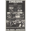 Zimbabwe.  One Enemy: Imperialism [verso] (Poster)