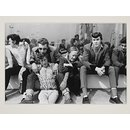 Group of Teddy boys - Southend on Sea (Photograph)