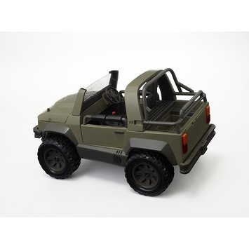 Prototype landrover; wolf pack - ACTION MAN