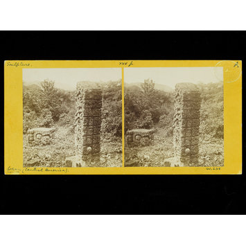Photograph - Monolith, back and side facing nearly East