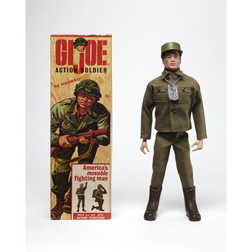 Action figure - G. I. Joe Action Soldier