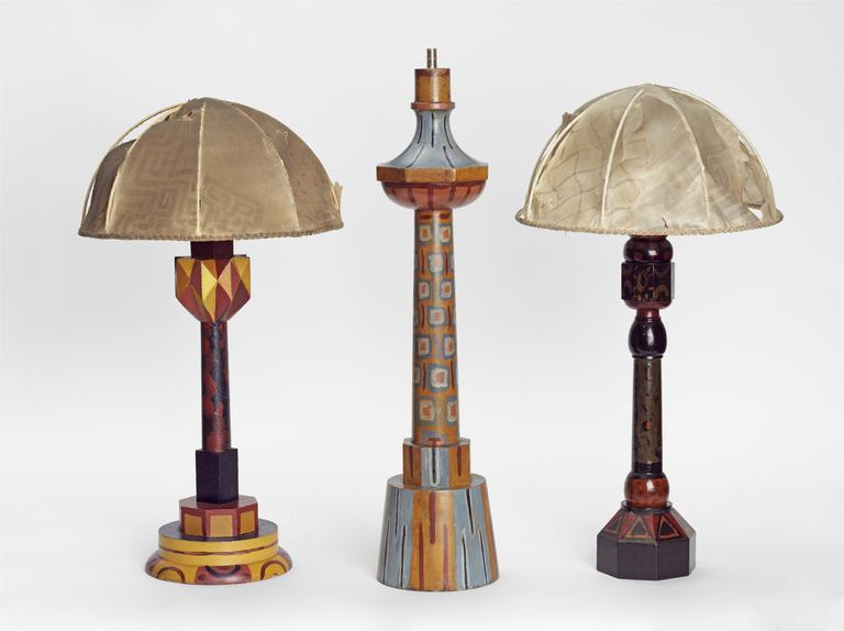 Table lamp | Fry, Roger Eliot | V&A Search the Collections