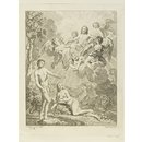 The Sentence of Adam and Eve (Print)