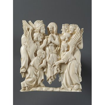 Panel - The Assumption of the Virgin