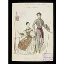 Costumes d'Interieur (Fashion plate)
