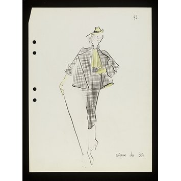 Fashion design - Avenue du Bois