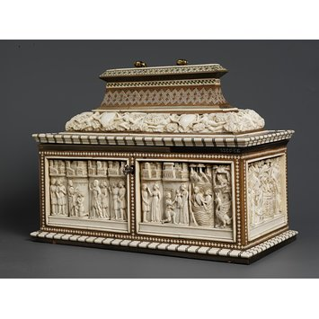 Casket - The Sainte-Chapelle Casket