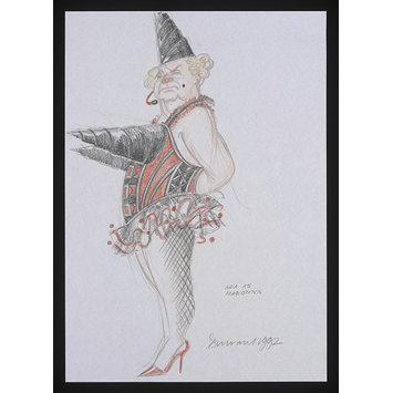 Costume design - Hugh Durrant costume design