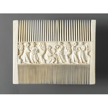Comb - Lovers in a garden