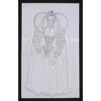 Costume design - Gloriana