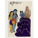 Rama, Lakshman and Sugriva (Painting)