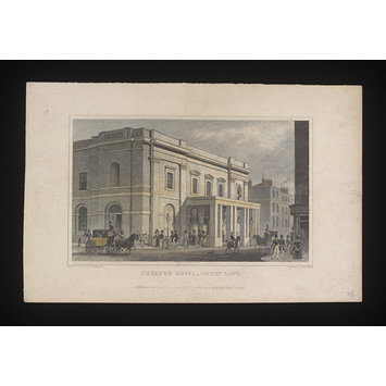 Print - Theatre Royal, Drury Lane