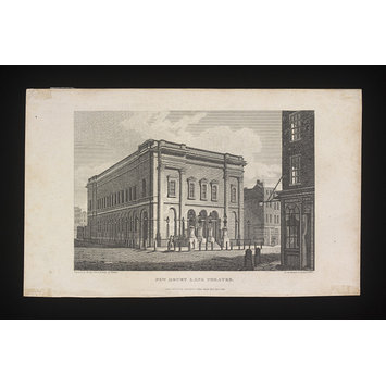 Print - New Drury Lane Theatre