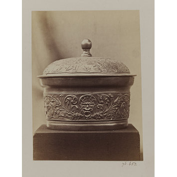 Photograph - Bowl or box