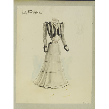 Fashion design - La Fontaine
