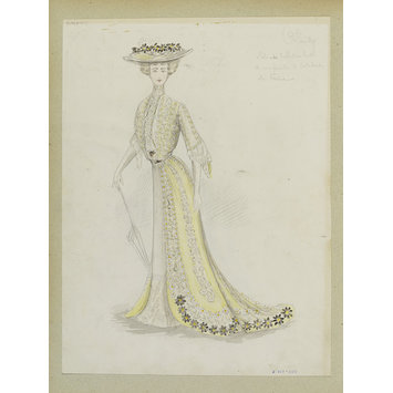 Fashion design - Été 1901