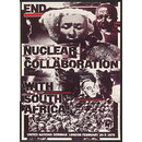 End Nuclear Collaboration with South Africa! (Poster)
