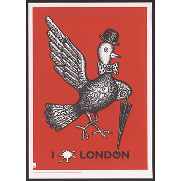 Poster - The London Poster Project