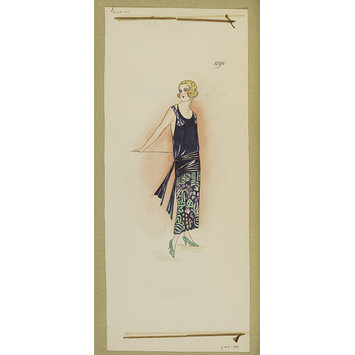 Fashion design - Été 1924