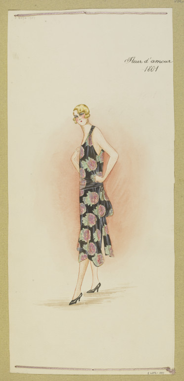 Fleur D Amour Wallis Madeleine V A Search The Collections