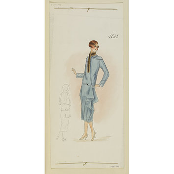 Fashion design - Hiver 1926-27