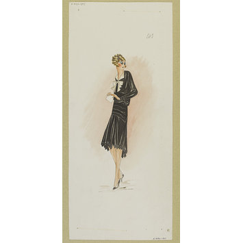 Fashion design - Été 1929