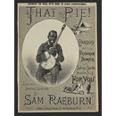 That Pie (Sheet Music)