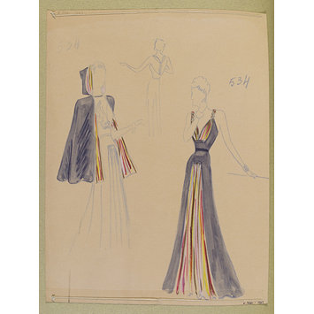 Fashion design - Été 1939