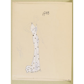 Fashion design - Hiver 1938