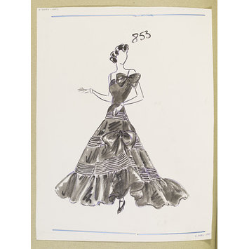 Fashion design - Hiver 1939-40