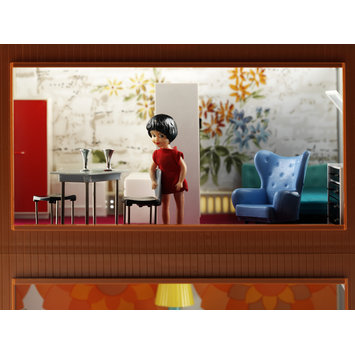 Jennys Home modular dolls' house room - Jennys Home