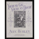 You're My Gal You're my Donah (Sheet Music)