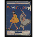 Watch your step (Sheet Music)