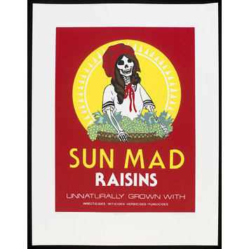 Poster - Sun Mad Raisins
